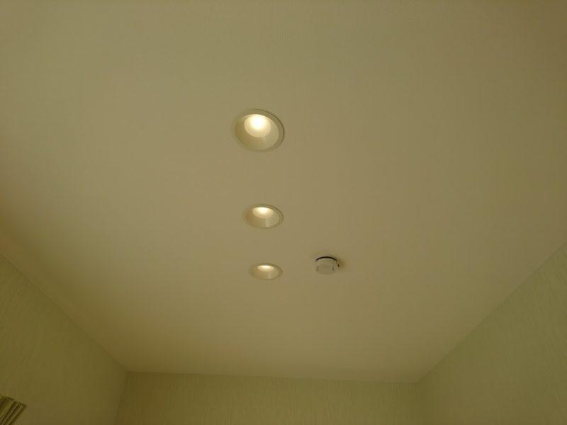 子供部屋の室内照明