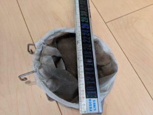 円周を測定